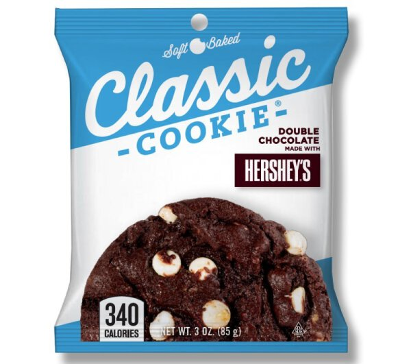 Classic Cookie – Double Chocolate Chip with Hershey's Cookie 85g