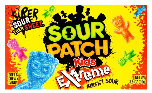 Sour Patch Extreme 99g